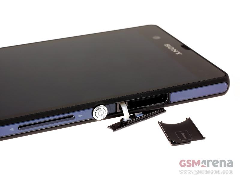 Sony Xperia Z Controls