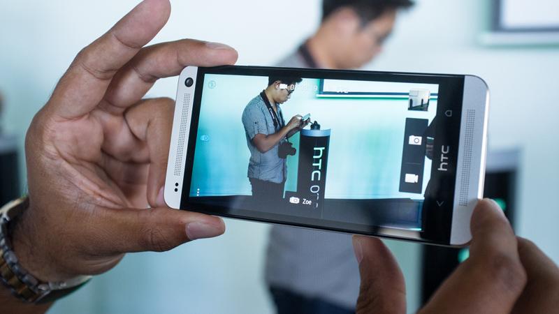 HTC One M7 Camera