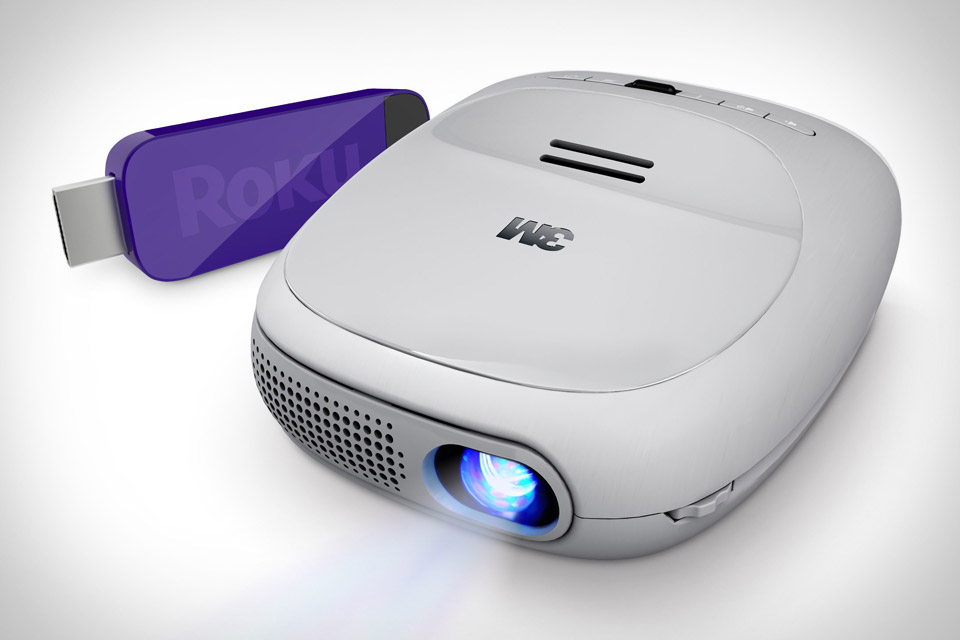 3M Streaming Projector