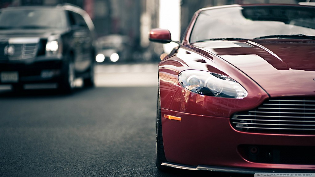 HD wallpapers for Windows 8- Aston Martin ventage