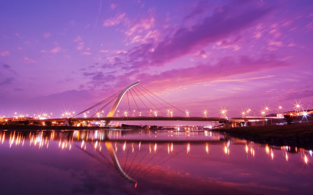 HD wallpapers for Windows 8-dazhi_bridge_taipei