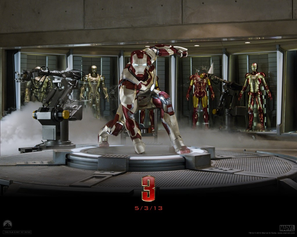 Iron Man 3 HD Wallpapers for Windows 8