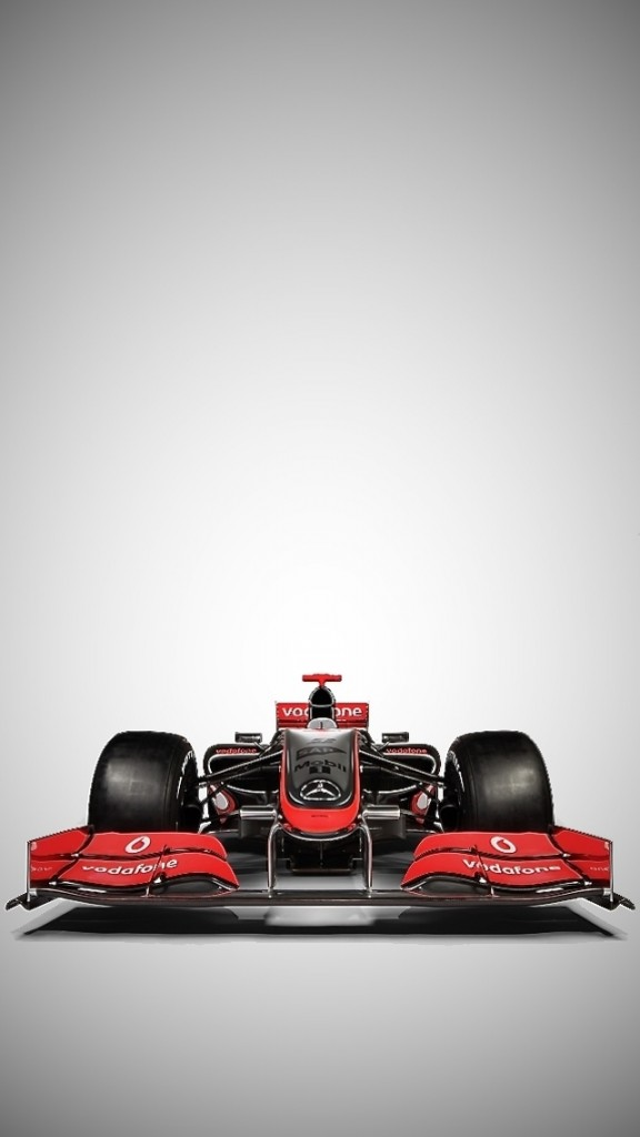 Formula One Racing Car HD Wallpaper For Iphone 5