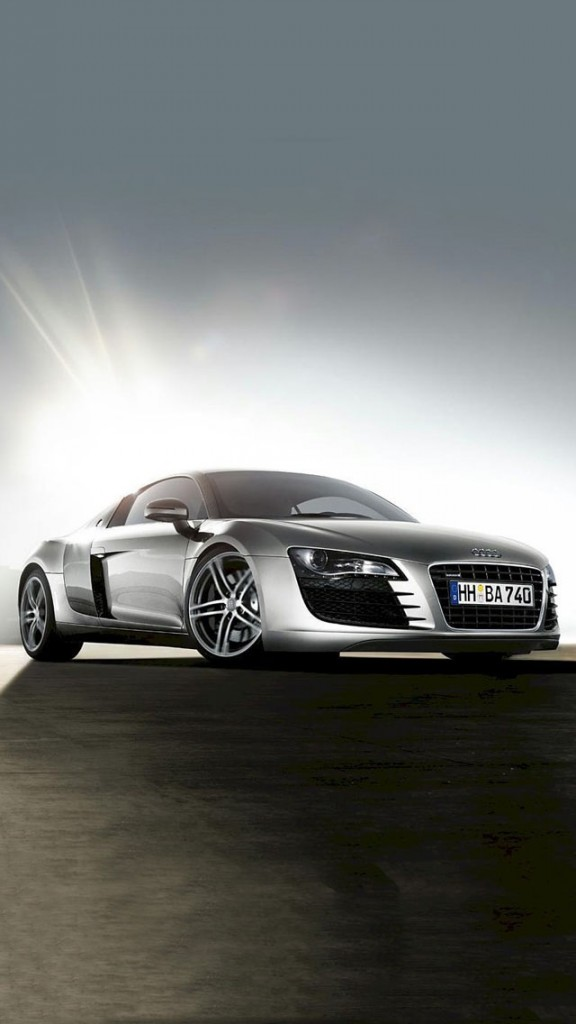 Audi mark 5 HD wallpaper fro iphone 5