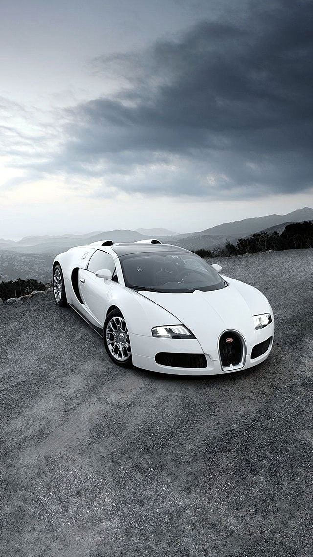 Superb HD Sports Cars Wallpapers For IPhone 5 (26)