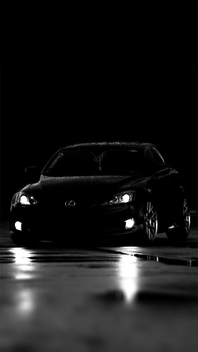 Lexus IS 250 HD Iphone 5 Wallpaper