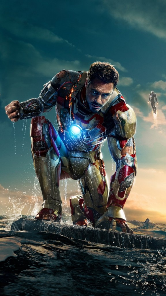 Iron Man 3 HD Wallpapers  for iPhone 5 Free Download (1)