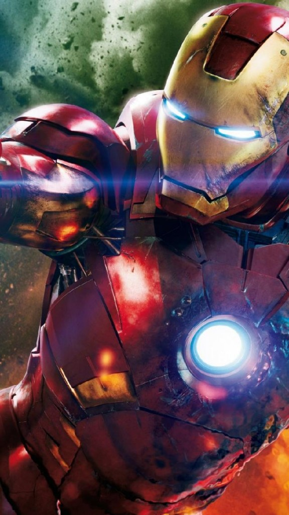 Iron Man 3 Movie HD Wallpapers  for iPhone 5 Free Download