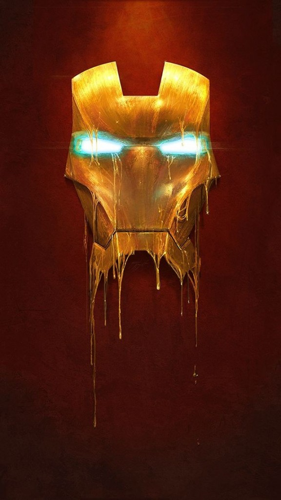 New Iron Man Wallpapers-HD Mask