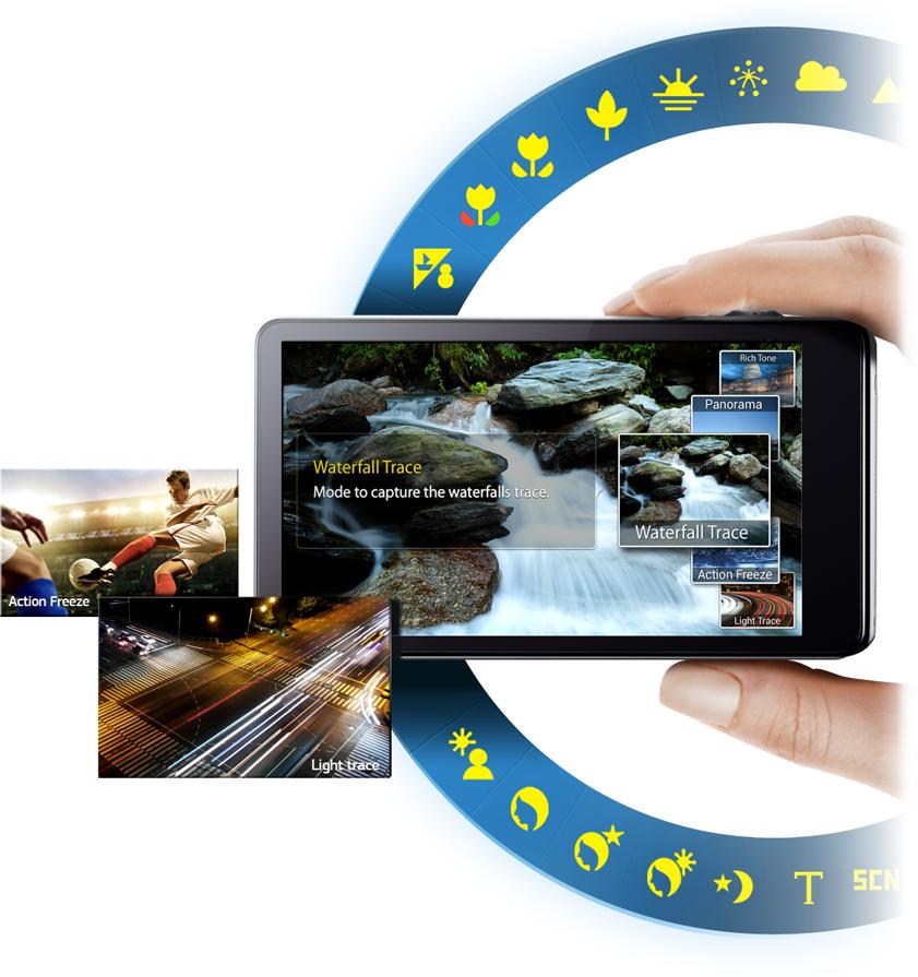 Samsung Galaxy Camera- camera Result