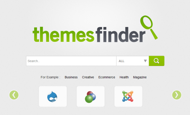 ThemesFinder.com – Finding Themes for Blog Now Got Easier