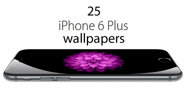 25 HD Wallpapers For IPhone 6 Plus