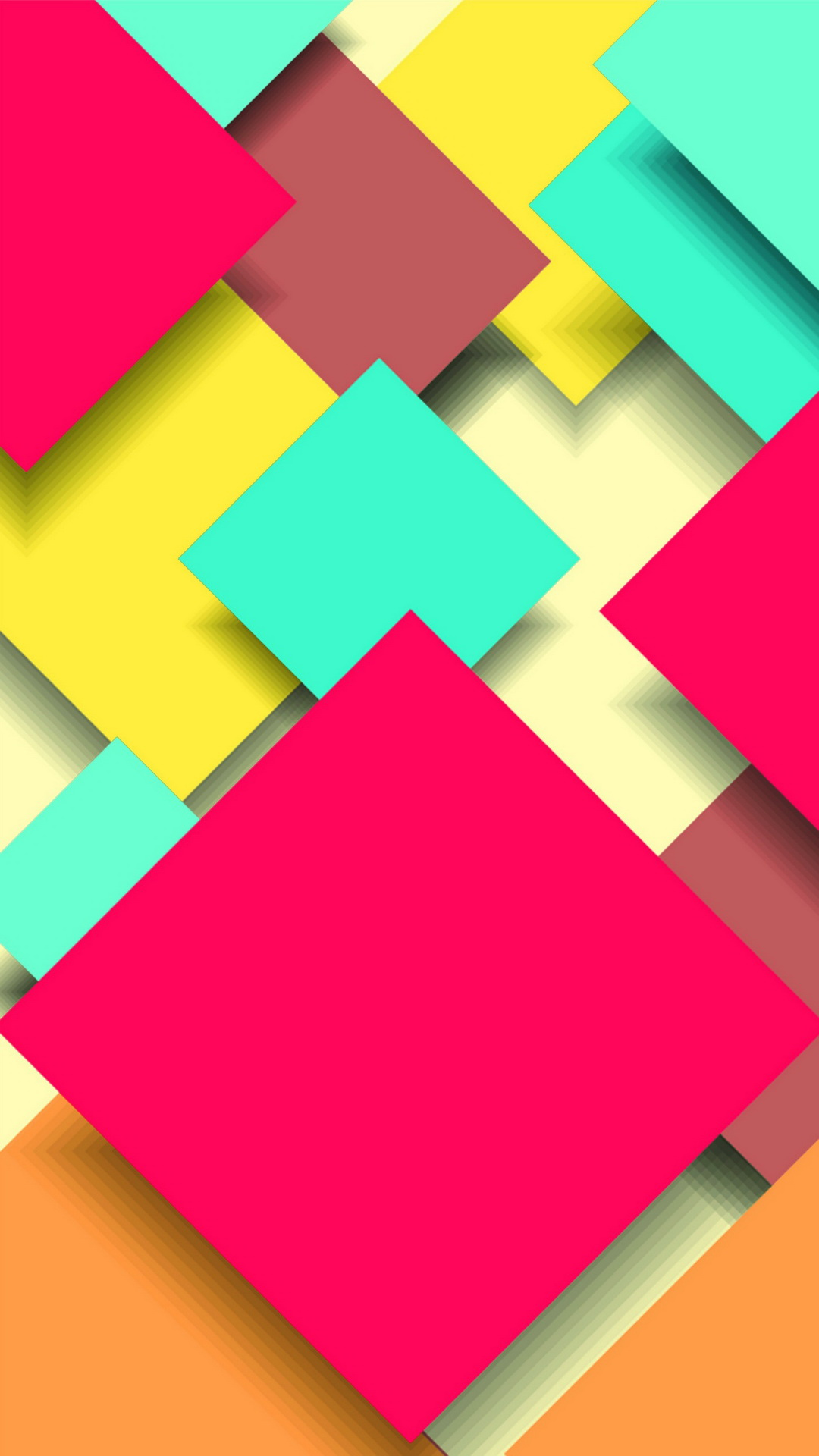 Hd wallpaper for iphone 6 - Squares Iphone 6 Plus Fullhd Wallpaper