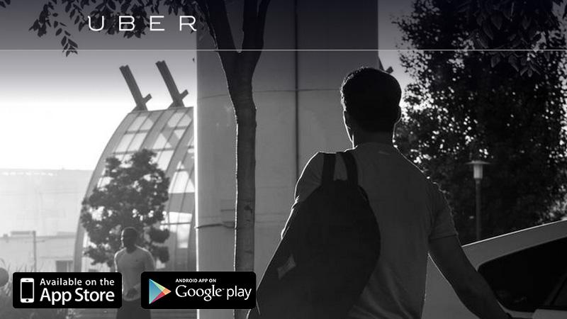 Uber - Best Travel Apps