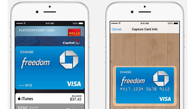 Apple Pay In-App Purchases