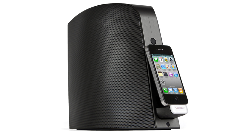 Audyssey Audio Dock - Docking Station with Speaker