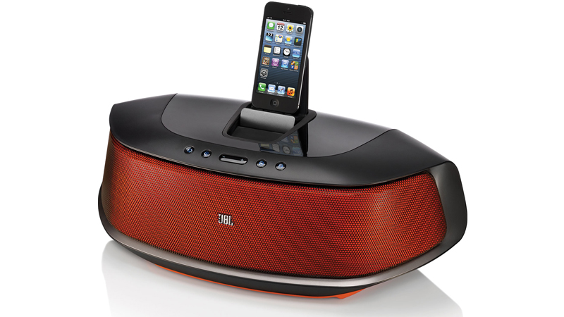 JBL OnBeat Rumble - iPhone Docking Speakers