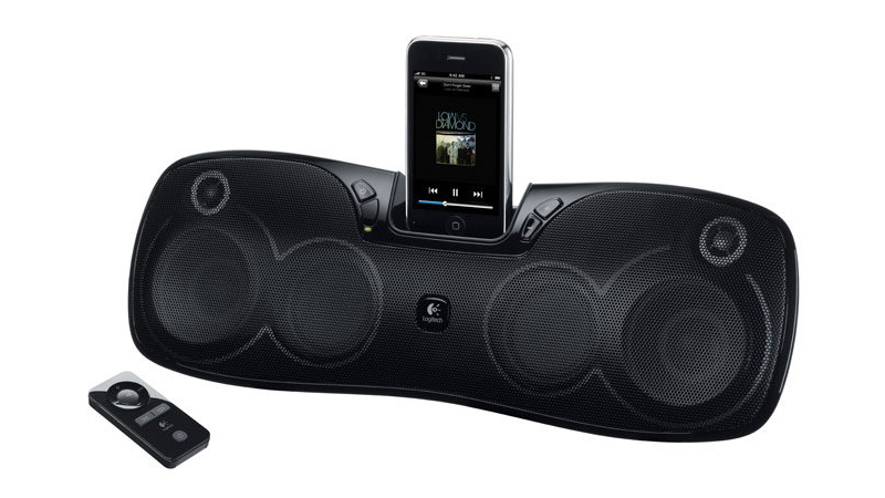 Logitech S715i -  iPhone 5 Dock Speakers