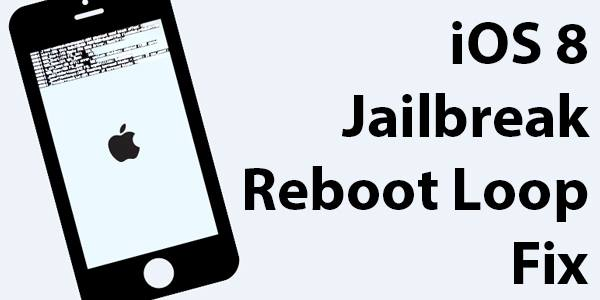 iOS 8 Jailbreak reboot-loop: Explain and Fix