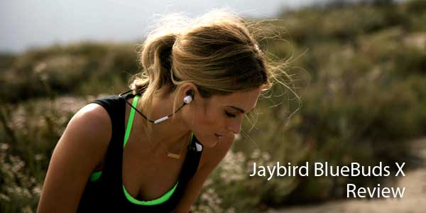 JayBird BlueBuds X Wireless Bluetooth Earphones Review