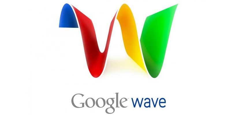 Googel Wave - Top 5 Tech Faliures