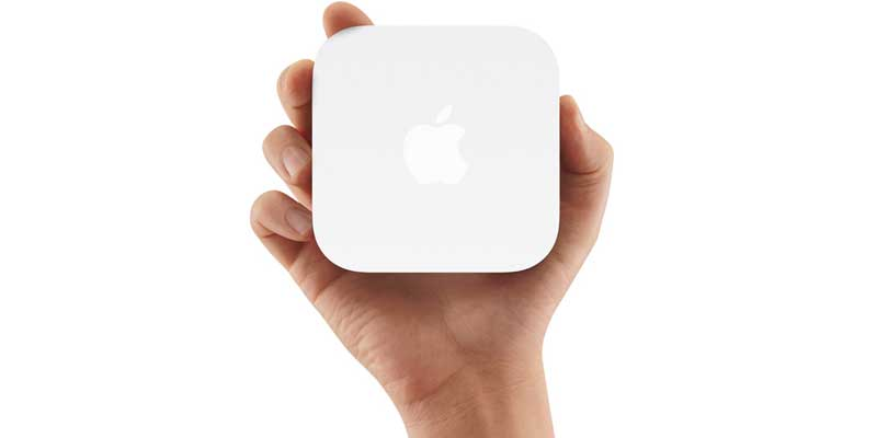 Apple AirPort Express 802.11n (2nd Generation) - Best Router 2015