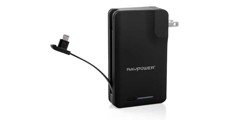 RAVPower Savior - Best Backup Battery Chargers 2015