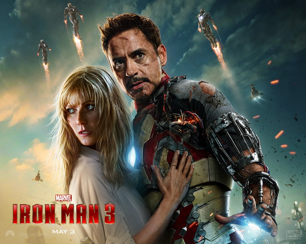 Iron Man 3 HD Wallpapers for Windows 8 (8)