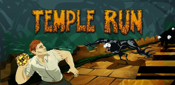 free action games for android devices- Temple Run