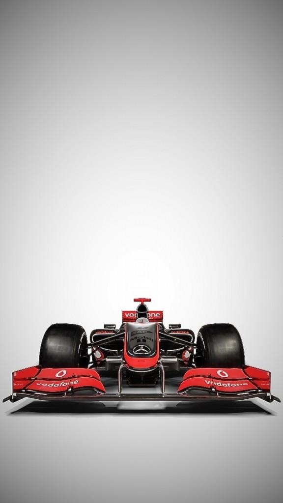 Formula one racing car HD wallpaper for iphone 5