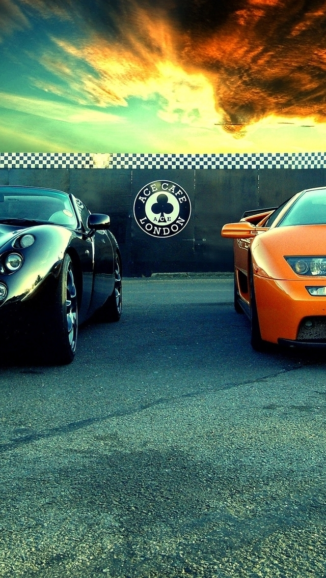 Hd Sports Cars Wallpapers For Apple Iphone 5
