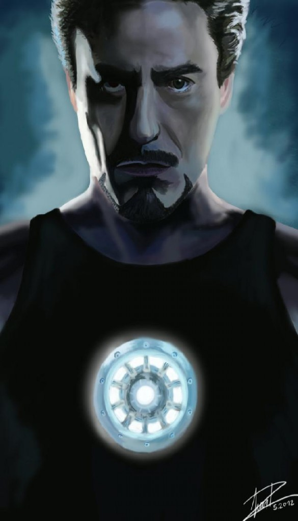 Iron Man 3 HD Wallpapers Free Download  for iPhone 5