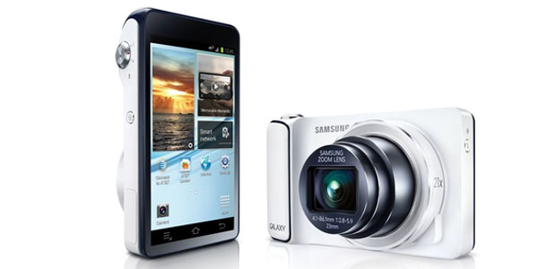 Samsung Galaxy Camera - Camera with Phone