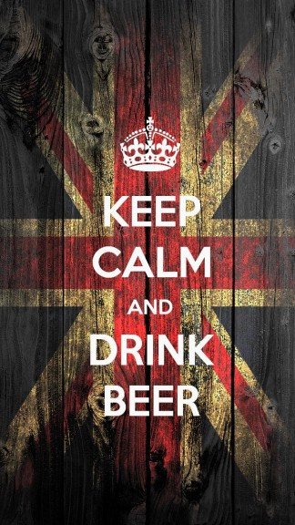 Keep calm and Drink Beer -- HD Keep calm Wallpapers for iPhone 5