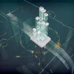 Sci Fic Building Structure - 3D Wallpapers for desktop Background