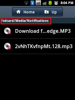 android notification ringtone 4