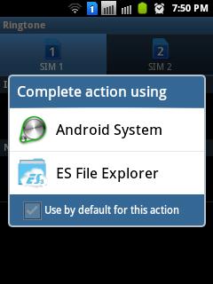 Set Custom android notification ringtone 5