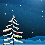 Christmas Tree Wallpapers for iPhone 5 and 5s (7)