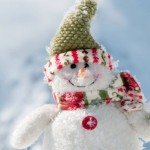 SnowMan Christmas HD wallpaper for iPhone and iPhone 5s