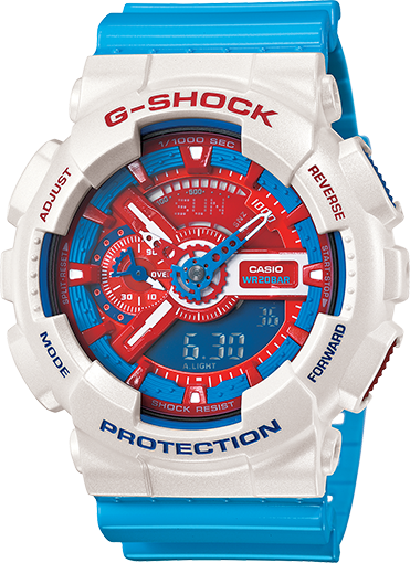 Casio GA110AC-7A - Top 5 WaterProof Watches of 2014 by Casio