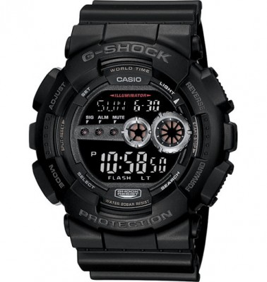 Casio Men's GD100-1B - Top 5 WaterProof Watches of 2014 by Casio