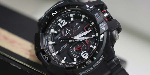 Top 5 WaterProof Watches of 2014 by Casio