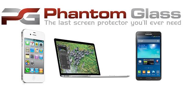 Best Screen Protector Ever! Phantom Glass Screen Protector