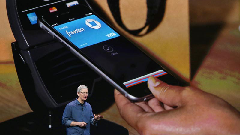Apple Pay - iPhone 6