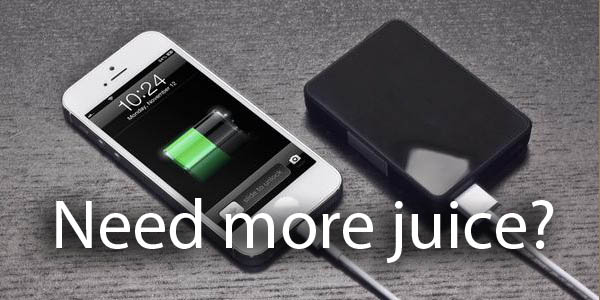 Backup Battery for your Smartphone