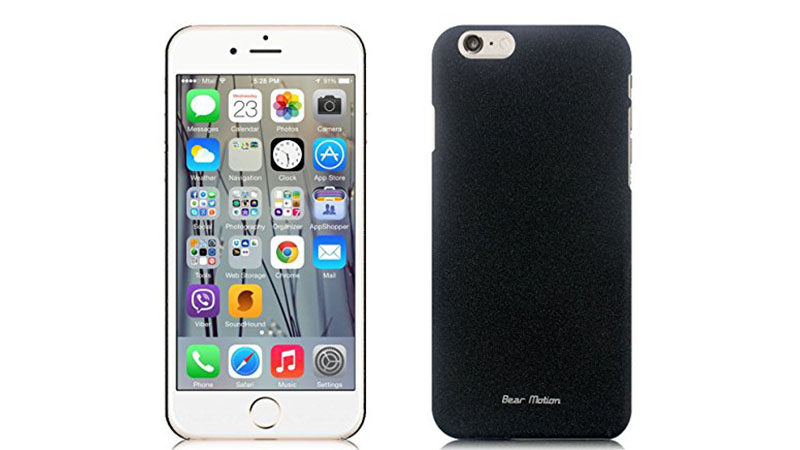 Bear Motion Ultra Slim case for iPhone 6 - Slim Cases for iPhone 6