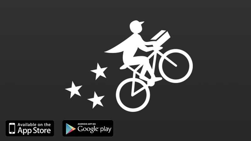 Postmates - Top Apps for Traveling