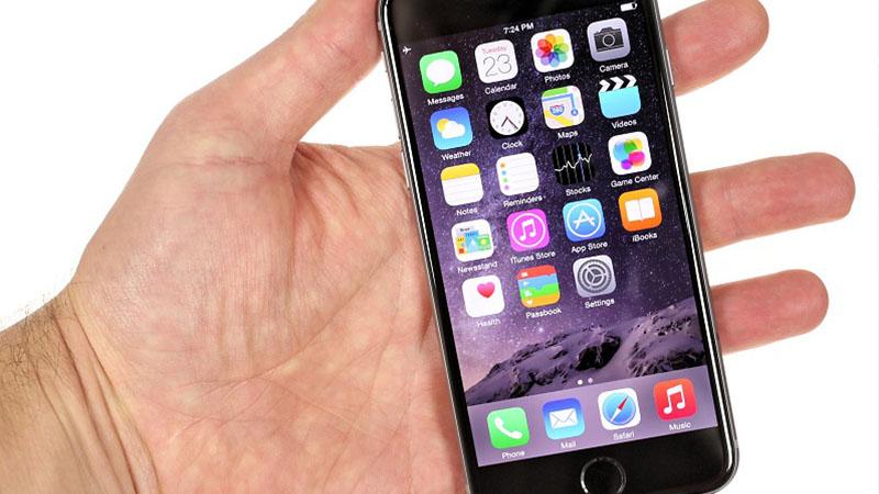 Retina HD Display - iPhone 6
