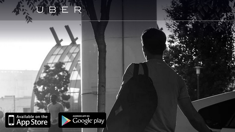 Uber - Best Travel Apps