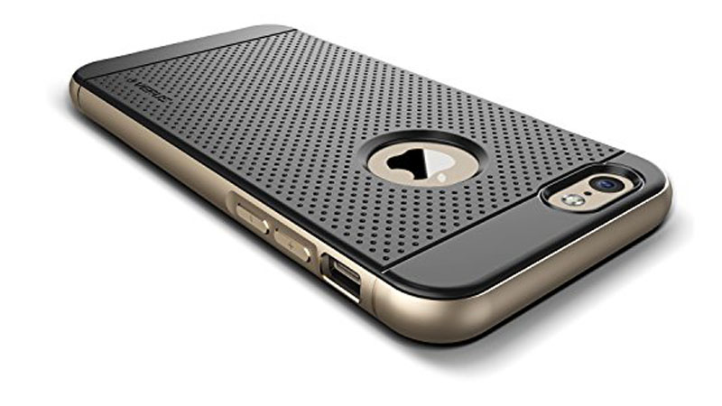 Verus Iron Shield Aluminum Metal Frame for iPhone 6 - Best iPhone 6 Cases